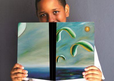 Projecto LD-Cuadernos Personalizados 'Kite'