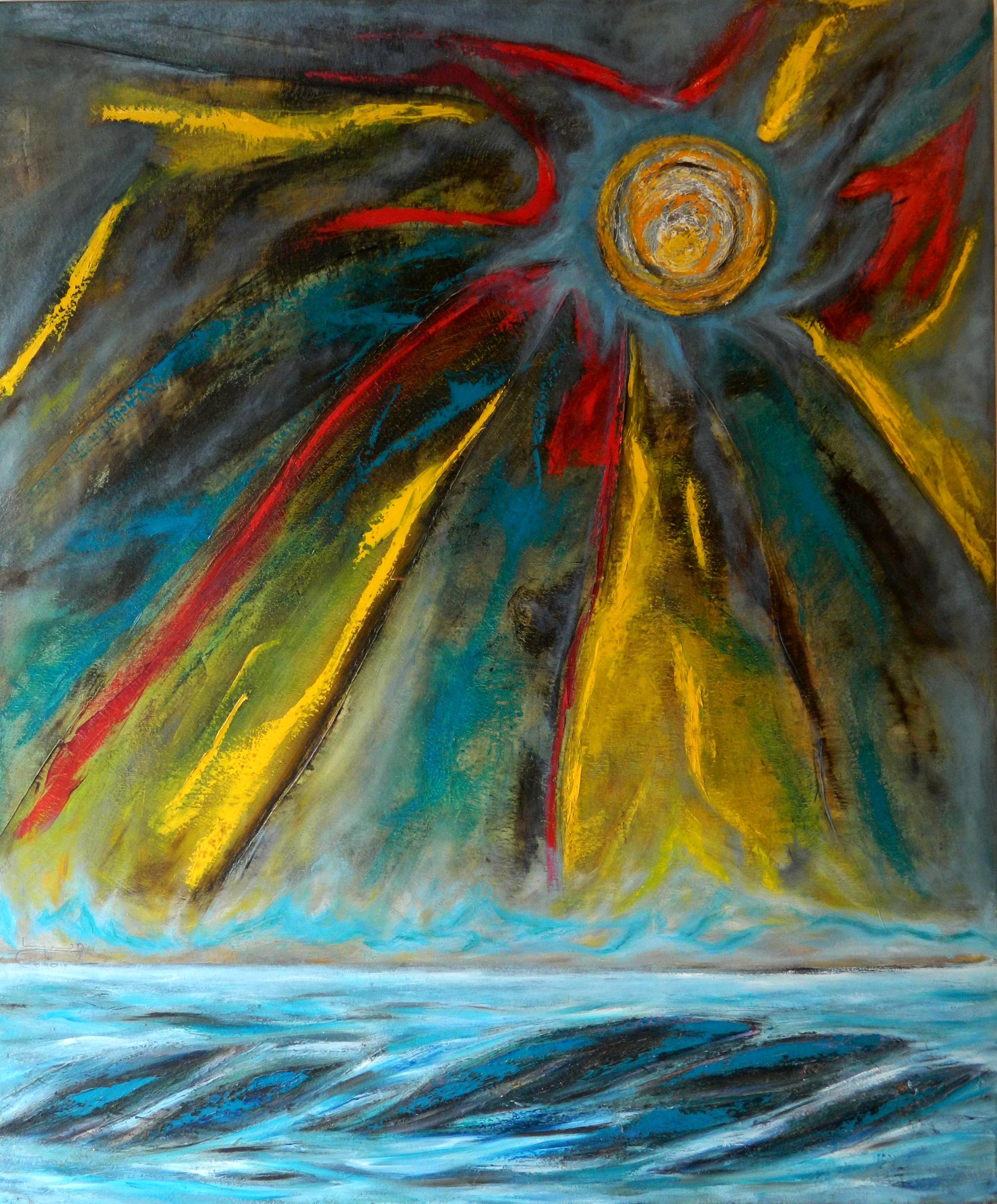 Sol de verano-V