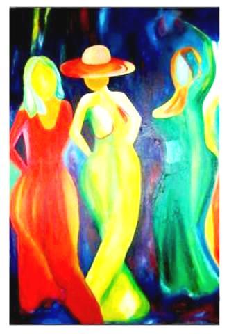 Festival multicolor