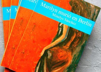 'Marilyn murió en Berlín