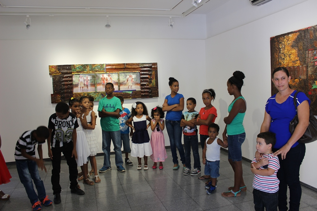 Visiting Casa de Arte/Visitando Casa de Arte
