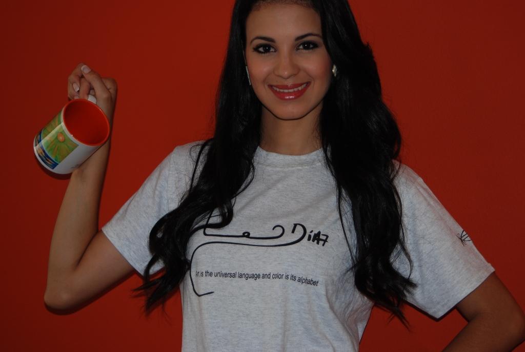 Joelisa Rodriguez Professional model - Claudia Díaz modelo LD - Photo Leo Díaz