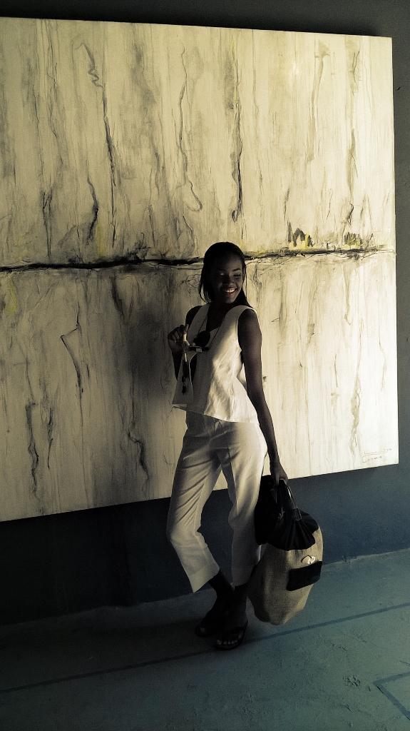 Professional Model Composed/Arreglo, Sissy Bermudez - Photo Leo Díaz