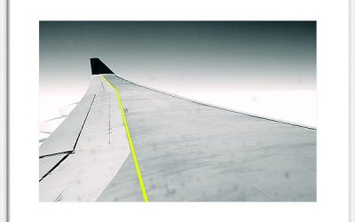 "New! ""Línea aérea III"""